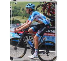 Tour de France - Jack Bauer (2) - New Zealand  iPad Case/Skin