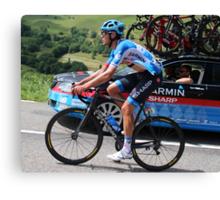 Tour de France - Jack Bauer (2) - New Zealand  Canvas Print