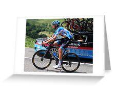Tour de France - Jack Bauer (2) - New Zealand  Greeting Card