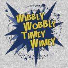 Wibbly Wobbly Timey Wimey (Comics) by ixrid
