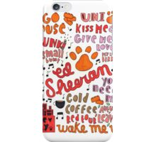 Sheerios? iPhone Case/Skin