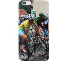 Tour de France 2014 - Stage 18 iPhone Case/Skin