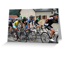 Tour de France 2014 - Stage 18 Greeting Card