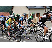 Tour de France 2014 - Stage 18 Photographic Print