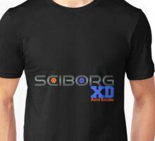 Sciborg xD Auto Racing Unisex T-Shirt