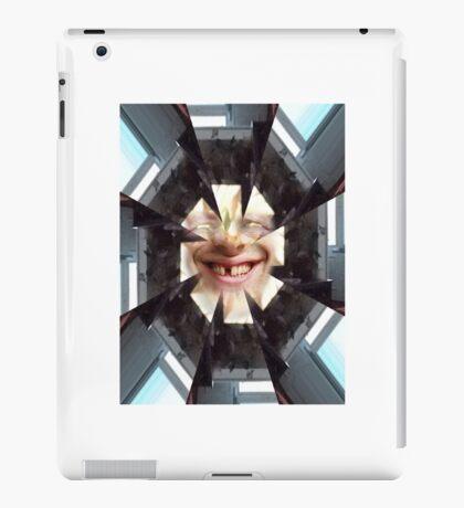 Face series 4 iPad Case/Skin