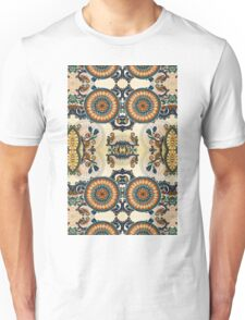 Indian Feather Pattern Unisex T-Shirt