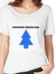 Dipper Awkward Sibling Hug? Women's Relaxed Fit T-Shirt