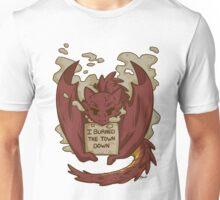 Creature Shaming Smaug Unisex T-Shirt