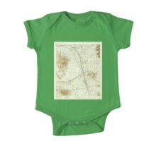 USGS TOPO Map Arizona AZ Benson 315328 1915 125000 One Piece - Short Sleeve