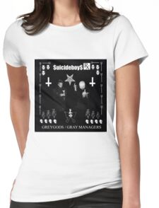 $uicideboy$ g59 Womens Fitted T-Shirt