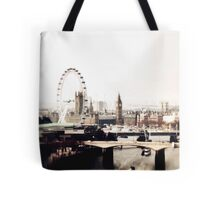 Sherlock's London Tote Bag