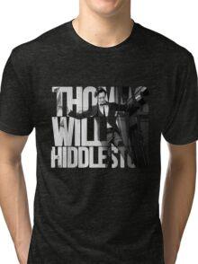 Thomas William Hiddleston Tri-blend T-Shirt