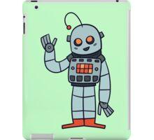 Happy Robot iPad Case/Skin