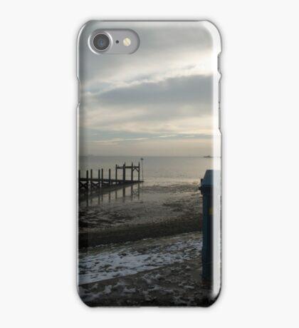 Seaside Snowscape iPhone Case/Skin