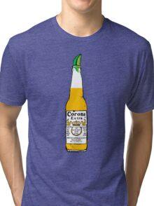 Cerveza Tri-blend T-Shirt