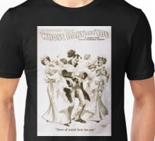 Performing Arts Posters The effervescent ecstasy Whose baby are you by Mark E Swan 1378 Unisex T-Shirt