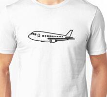 Airplane Unisex T-Shirt