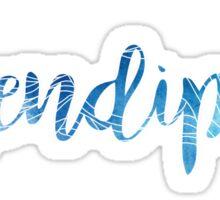Serendipity Sticker