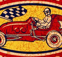 American Racing Drivers Club USA Sticker