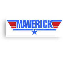 top gun maverick Canvas Print