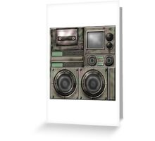 Console me Greeting Card