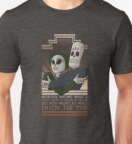 Enjoy the Trip Unisex T-Shirt