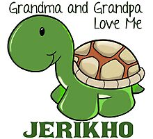 J is for Jerikho - Custom  Orders! Photographic Print