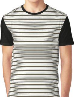 Lindas Lineas Horizontales  :) Graphic T-Shirt