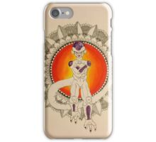 Dragonball Z Frieza mandala iPhone Case/Skin