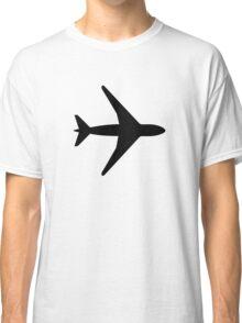 Airplane symbol Classic T-Shirt