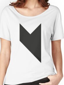 Music on  Women's Relaxed Fit T-Shirt