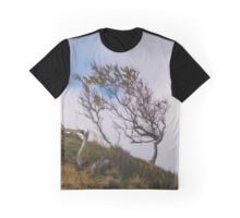 Bent Tree | Montauk, New York Graphic T-Shirt