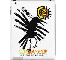 crow sundancer iPad Case/Skin