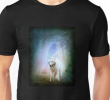 Jon Snow and Ghost - Game of thrones Unisex T-Shirt