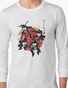 Mutant Warriors Long Sleeve T-Shirt