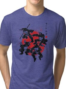 Mutant Warriors Tri-blend T-Shirt