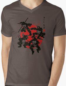 Mutant Warriors Mens V-Neck T-Shirt