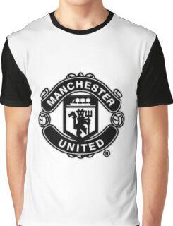 MU Black Logo Graphic T-Shirt