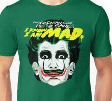 The Madman Unisex T-Shirt