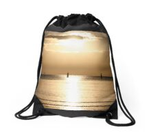 Mornings Glory Drawstring Bag