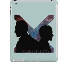 Rage & Serenity iPad Case/Skin