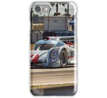 Prototype Sports Car at Sebring iPhone Case/Skin