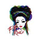 Fifi Rong - designed by Walter Morataya by fifirong