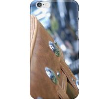 Saddle iPhone Case/Skin