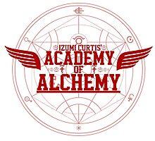 Izumi Curtis' Academy of Alchemy by jamden37