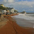 Ventnor Seafront by RedHillDigital