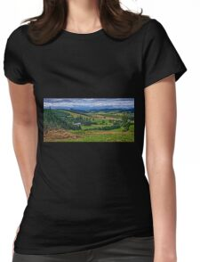 View From Woodland Farms Womens Fitted T-Shirt