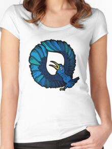 Q Women's Fitted Scoop T-Shirt