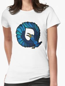 Q Womens Fitted T-Shirt